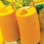 Апельсиново-персиковый коктель