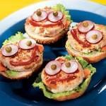 Бургеры «Счастливая семейка»