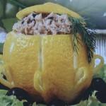 Фаршированные лимоны