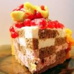 Торт дынный