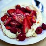 Десерт из летних ягод