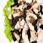 Тёплый салат – сытная свежесть