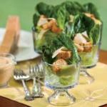 Картофельный салат с рукколой