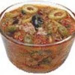 Тунцово-томатный соус к пасте