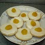 Пасхальное печенье с абрикосами
