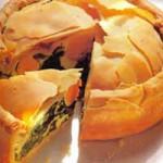 Пасхальный пирог по – итальянски
