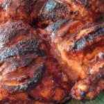 Цыплята – барбекю