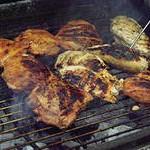 Куриные грудки – барбекю