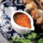 Соус из томатов к шашлыку