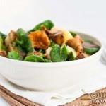 Овощной салат – барбекю