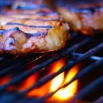 Говядина – гриль маринованная в горчице