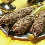 Люля – кебаб из баранины