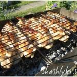 Куриные крылышки в майонезе