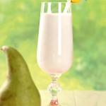 Молочный коктейль с грушей
