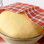 Сдобное дрожжевое тесто (опарное)