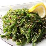 Салат из морской капусты и сладкого перца