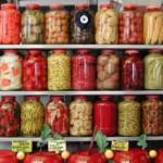 Консервирование и другие способы длительного хранения продуктов