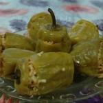 Фаршированные перцы по – турецки