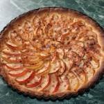 Медово – яблочный пирог