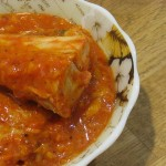 Треска в томатном соусе