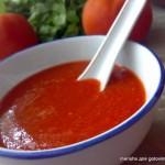Сырники с томатным соусом
