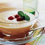 Суп – пюре из персиков и абрикосов