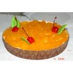 Творожник «Мандариновый десерт»