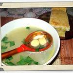 Гороховый суп с клёцками, по – татарски