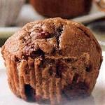 Миндально – шоколадный кекс с имбирем