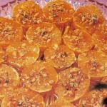 Десерт – коктейль из апельсинов