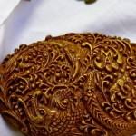 Коврижка из ржаного хлеба