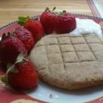 Сдобное печенье с тмином
