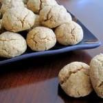 Печенье масляное с гвоздикой