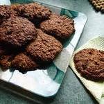 Овсяное печенье с творогом