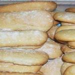 Бисквитное печенье