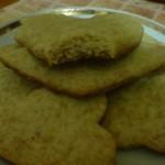 Печенье овсяное с мёдом