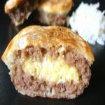 Зразы из говядины с сыром