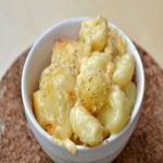 Картофельники, запеченные под сыром
