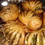 Картофель с укропом (запеченный в духовке)