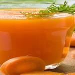 Напиток морковный