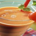 Напиток томатный с тыквой