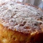 Пирог манный