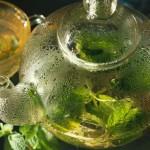 Чай из листьев мелиссы