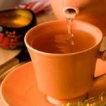 Чай из листьев малины (жаропонижающий)