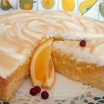 Пирог с цитрусовыми «Лия»
