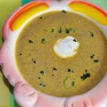 Суп – пюре из печени