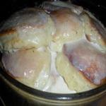 Сырники с медовым соусом