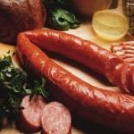 Колбаса – задымлянка к Пасхальному столу