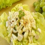 Салат из домашней птицы по-английски
