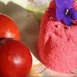 Пасха с малиновым желе (розовая)